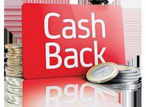 Cashback shoppen
