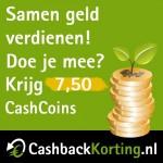 Cashback: CashbackKorting